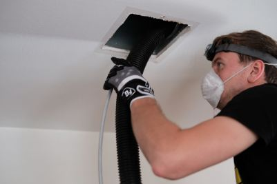 Air Duct Cleaning? Top Five Benefits of Air Duct Cleaning